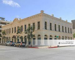 The 1875 Marine Building & The Hunter Building - Galveston