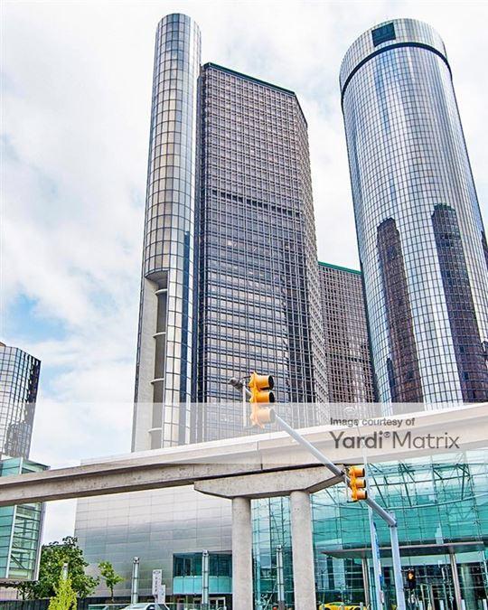 GM Renaissance Center - Tower 200