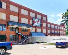 Helmers Manufacturing Company Building - Leavenworth
