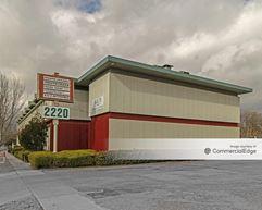 Bijou Office Park - 2220 East Bijou Street - Colorado Springs