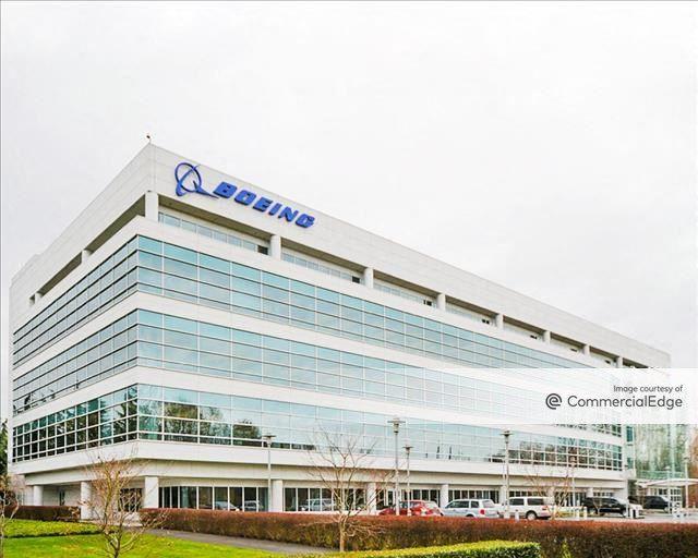 Boeing Longacres 25-20 Building