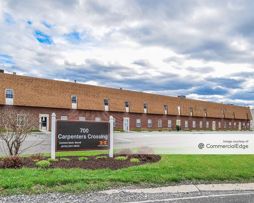 Folcroft West Business Park - 1-25 Independence Court & 700 Carpenters Crossing