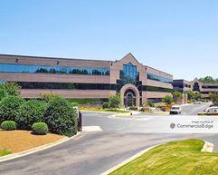 Cummings Research Park West - Lakeside Office Center - Huntsville