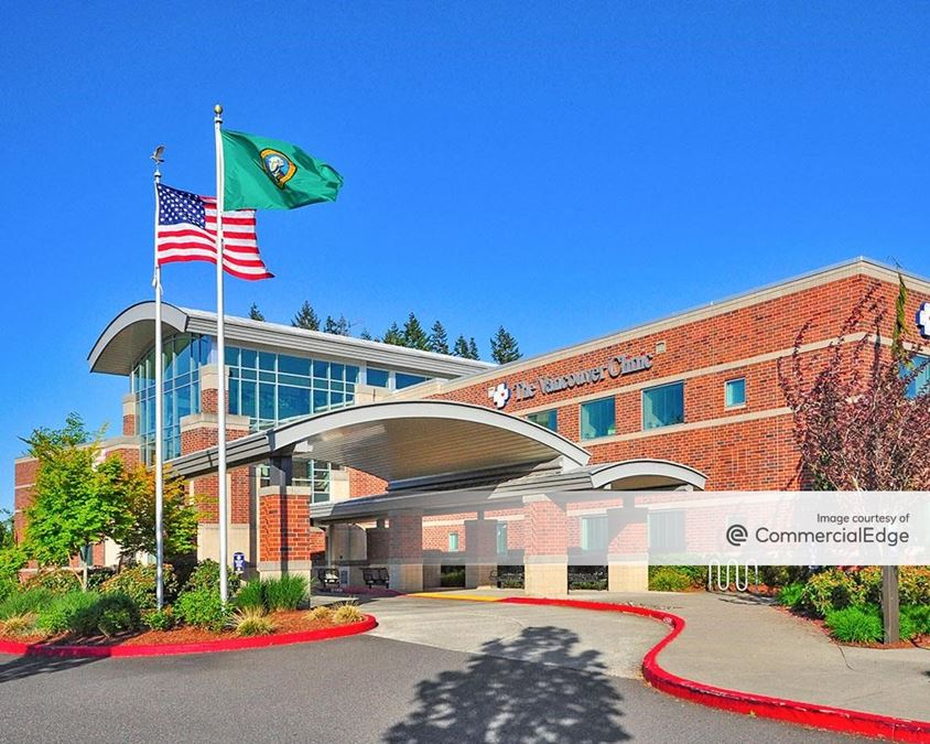 The Vancouver Clinic - Salmon Creek Clinic