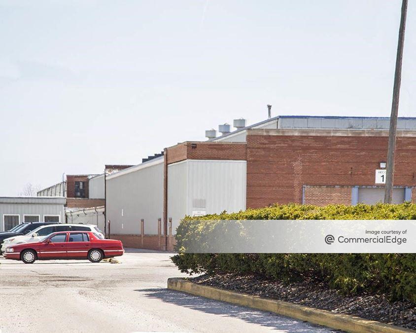 Hammond Enterprise Center - 4531 Columbia Avenue