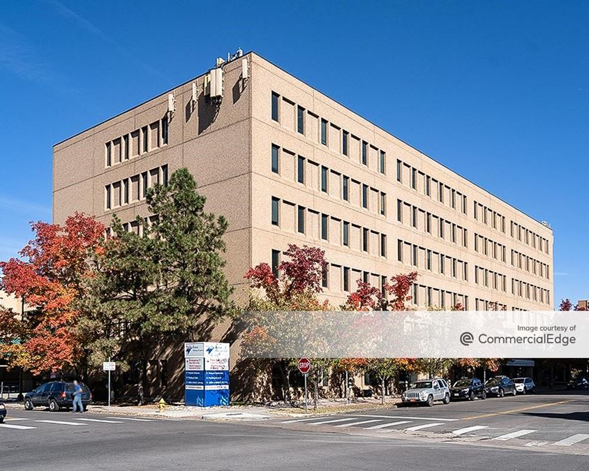 Rose Medical Center - Physician Office Building 1