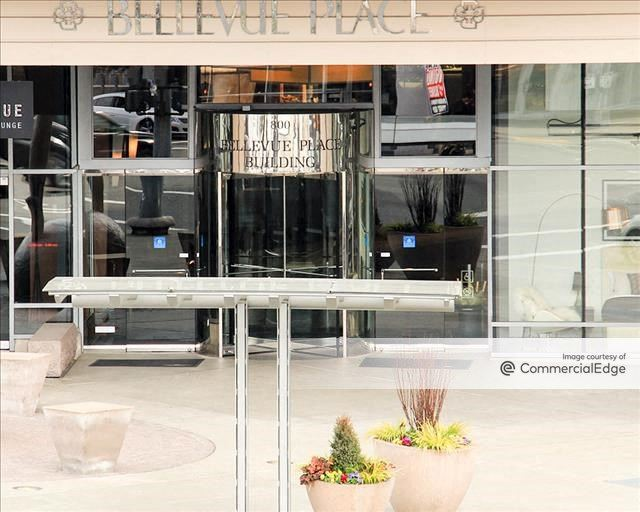 Bellevue Place - Corner Building