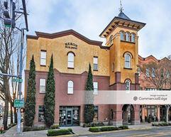 Heron Building - Eugene
