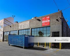 3317 West Exposition Place - Los Angeles