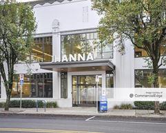 The Hanna Building - Portland