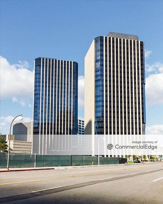 Watt Plaza - North Tower