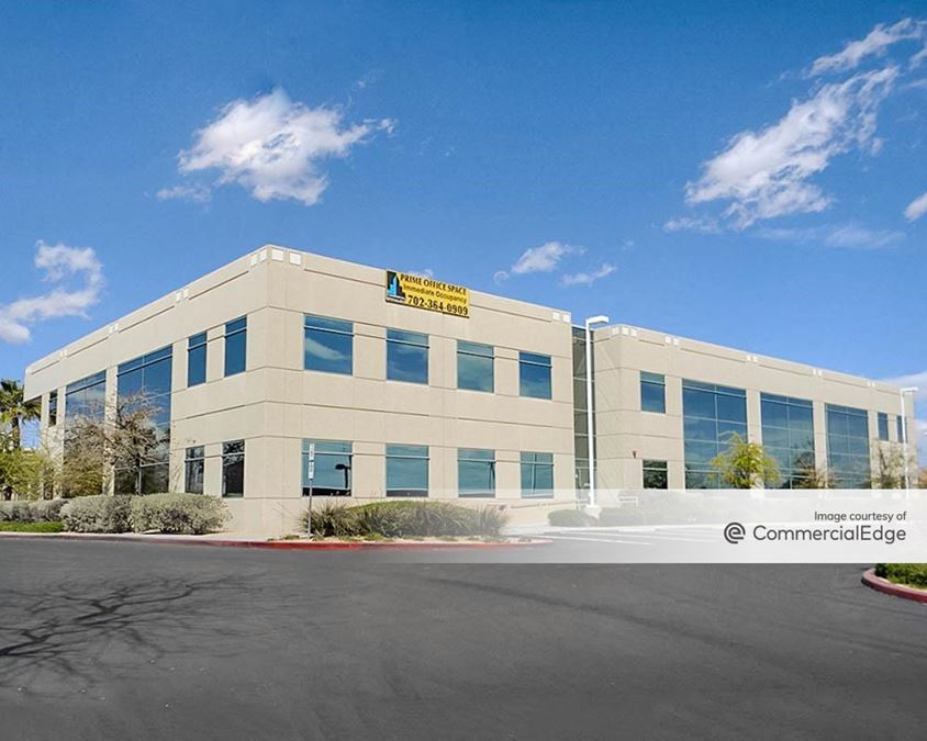 SummerGate Corporate Center - 7670 West Lake Mead Blvd