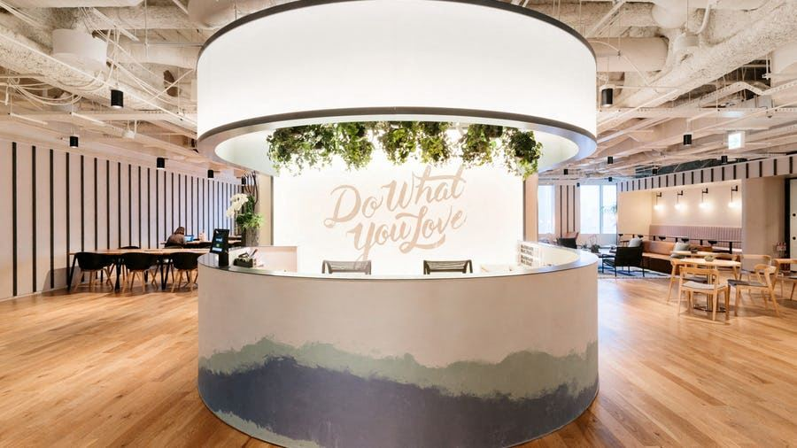 WeWork | 1050 King St W