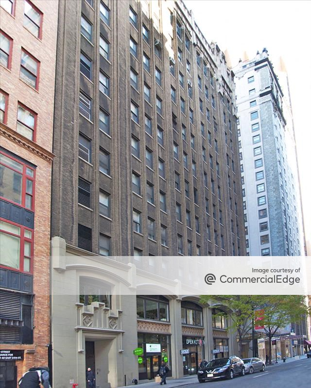 33 East 33rd Street New York Ny Office Space