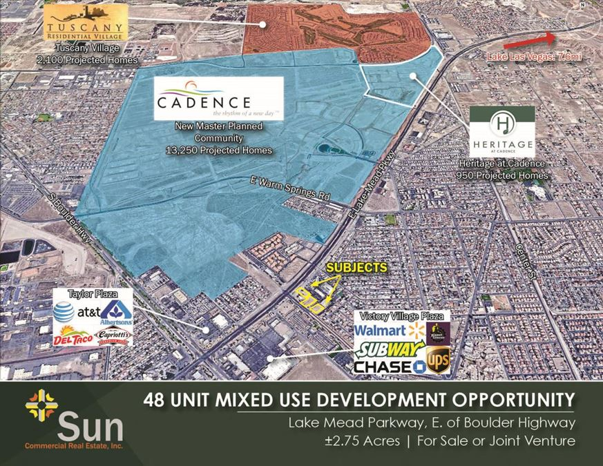 48 UNIT MIXED USE DEVELOPMENT OPPORTUNITY