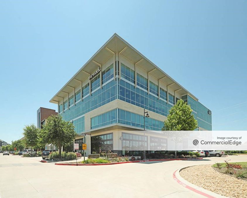 The Offices at Clearfork - 5049 Edwards Ranch Road