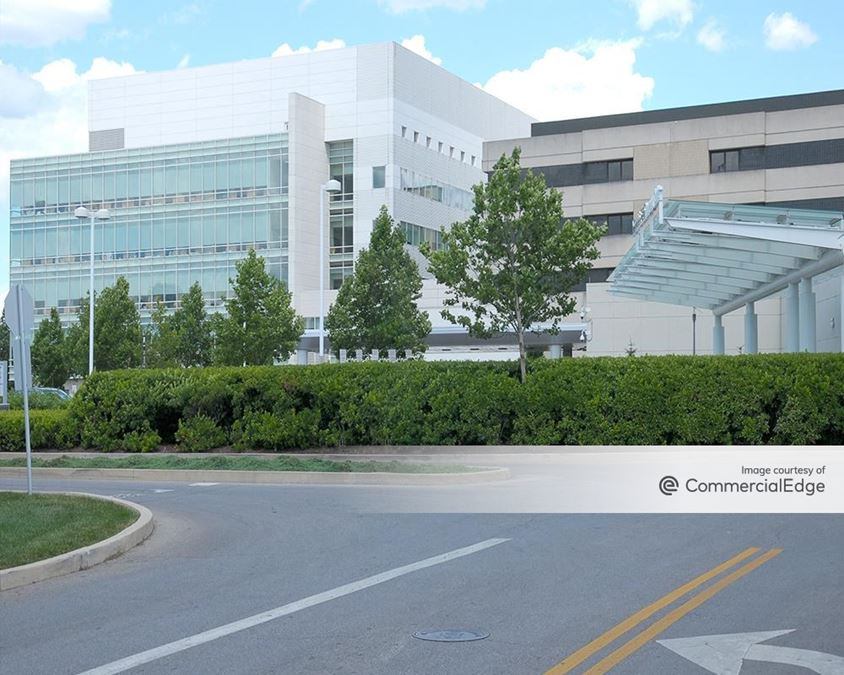 Nationwide Children's Hospital - Research Buildings I & II