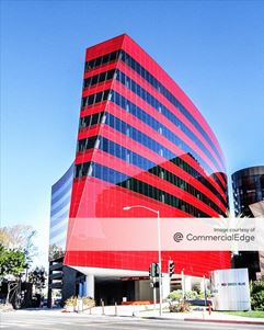 Pacific Design Center - Red Building - West Hollywood