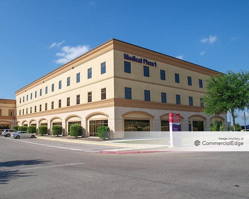 CHRISTUS Santa Rosa Hospital Westover Hills Medical Plaza I