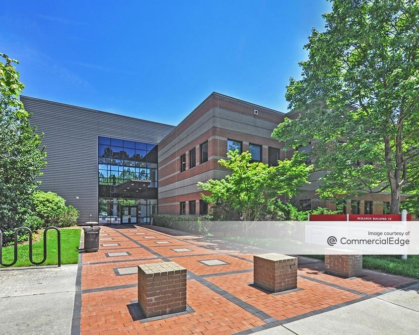 Centennial Campus - Research Building IV