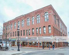 Ben Franklin Block Building - Portsmouth