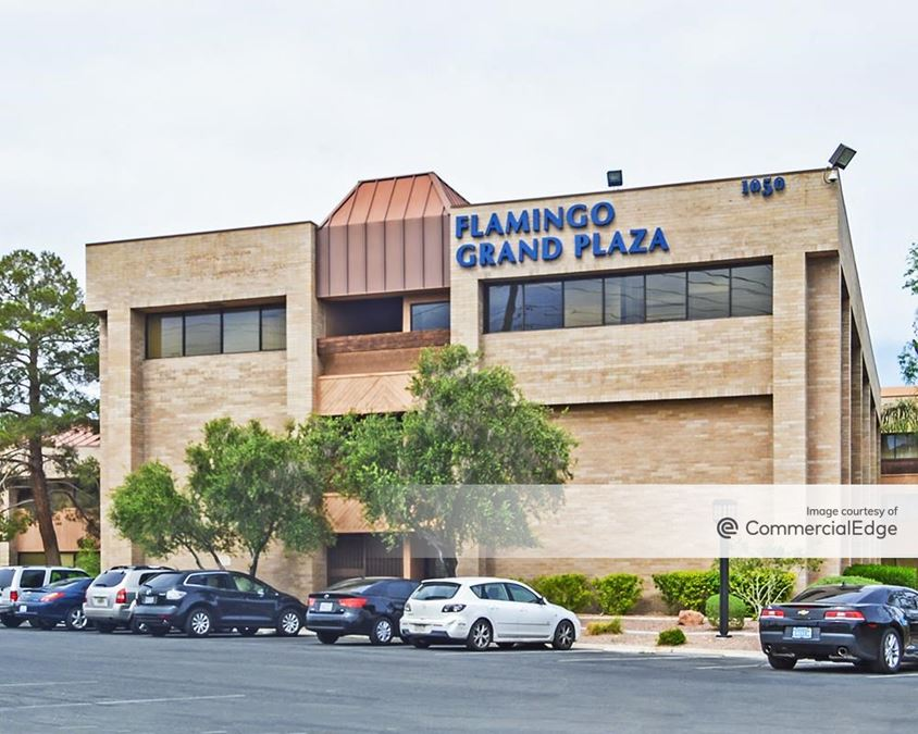 Flamingo Grand Plaza