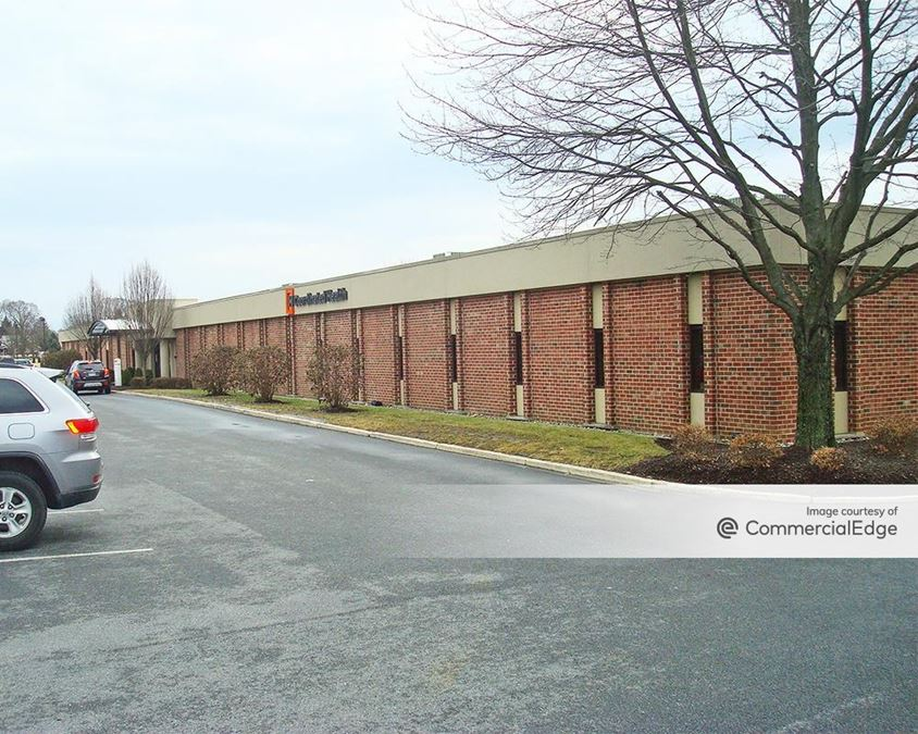 Coordinated Health Hospital of Allentown - 1621 North Cedar Crest Blvd