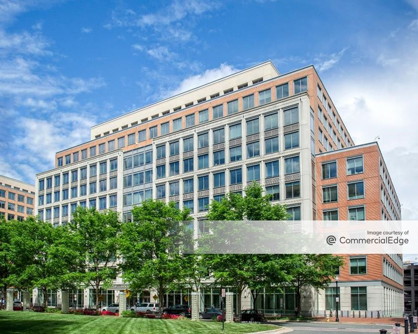 US Patent and Trademark Office - Thomas Jefferson Building