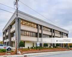 Green Valley Office Park - 600 Green Valley Road - Greensboro