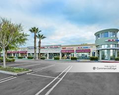 Gateway Pointe Retail Center - La Verne