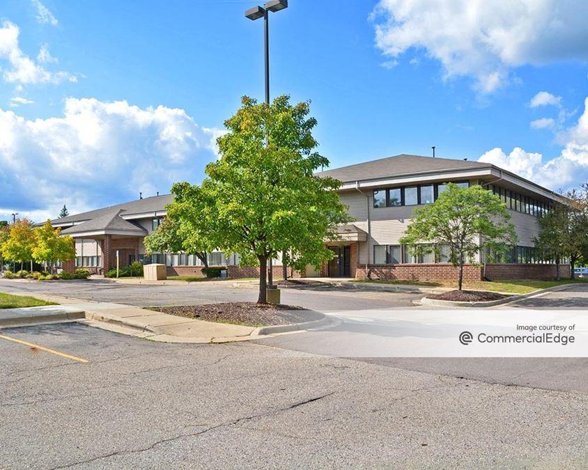 Packard Office Center - 3800 & 3810  Packard Street