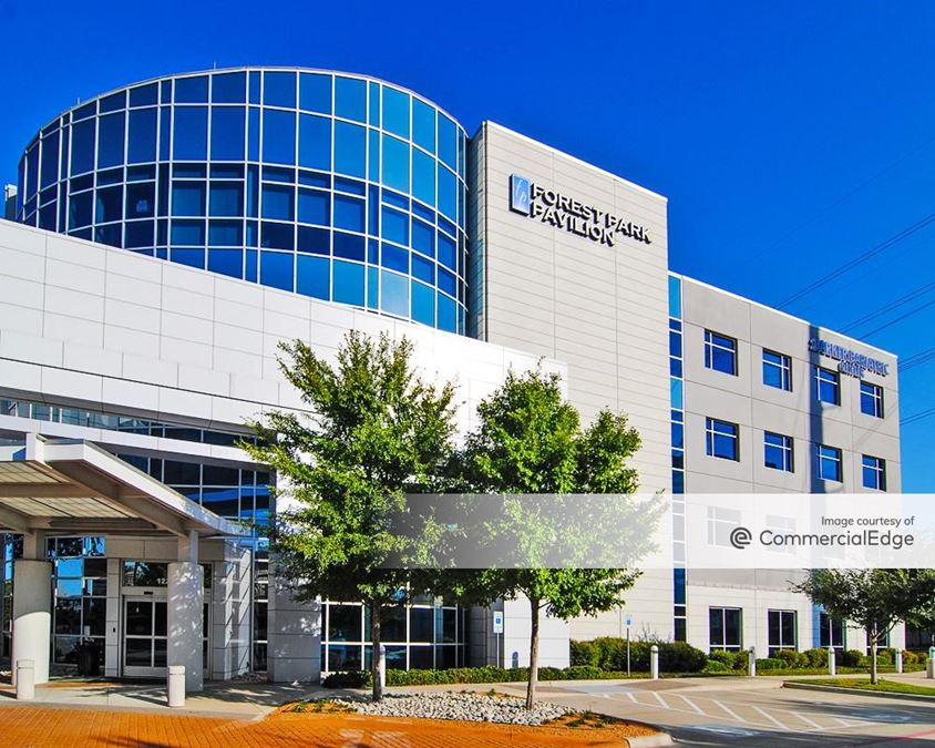 Forest Park Medical Center Dallas - Tower & Pavilion