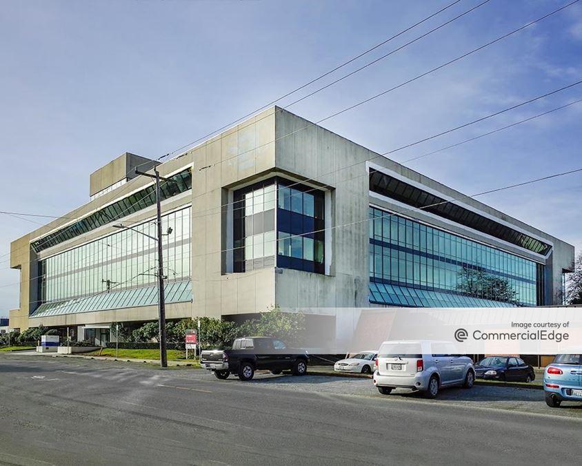 Georgetown Squared & Seattle Design Center