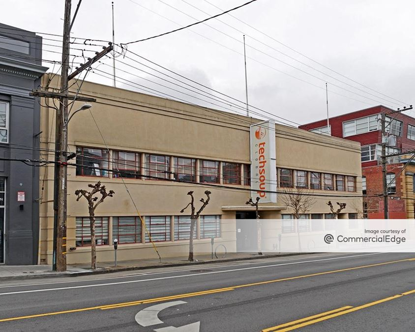435 Brannan Street & 322 Ritch Street