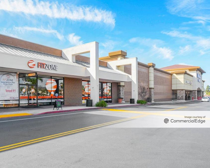 Ventura Riviera Plaza - 4762 Telephone Road