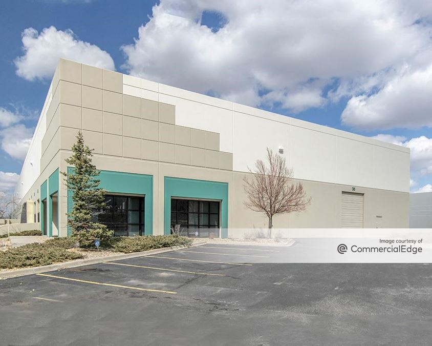 Denver Business Center - 11400 & 11402 East 53rd Avenue