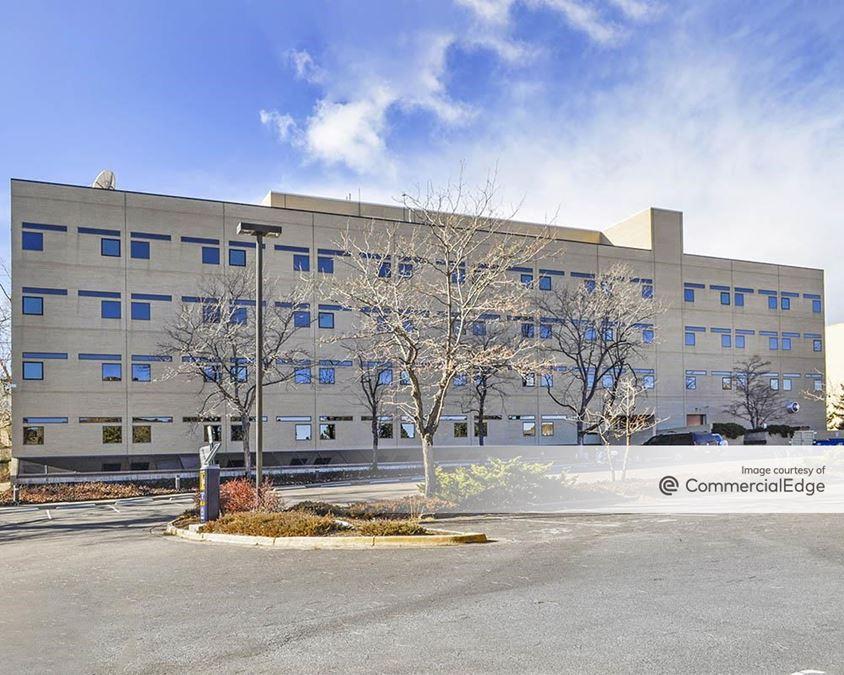 Colorado School of Mines Campus - USGS Building