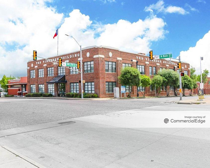 Vinnedge Building & 101 NE 21st Street