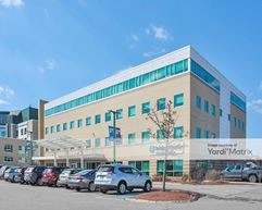 Southern New Hampshire Medical Center - 10 Prospect Street - Nashua