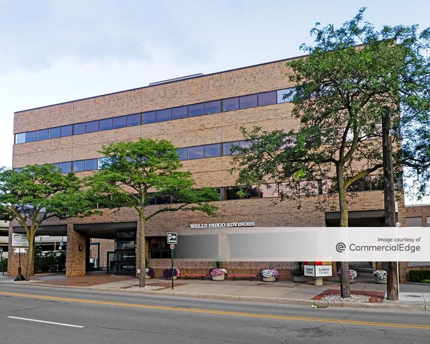 Brown Street Office Center