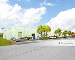 Schaefer Industrial Park - 3301 SW 13th Avenue - Fort Lauderdale