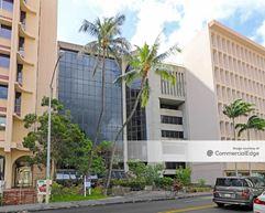 345 Queen Street - Honolulu
