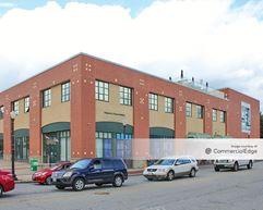 Benjamin C. Chester Building - Pawtucket