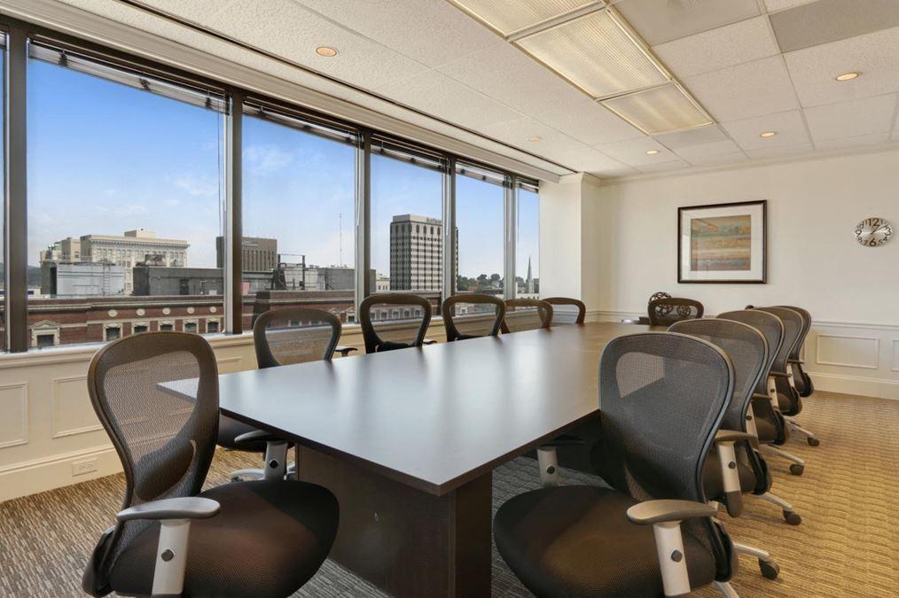 Regus | Tallan Financial Center
