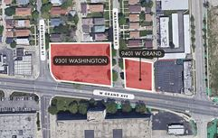 1.3 Acre Development Opportunity - Franklin Park