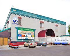 Waterfront Warehouse - Stockton