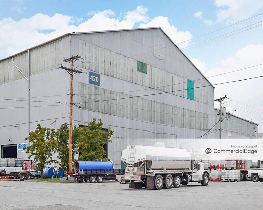 Leetsdale Industrial Park - Buildings 400A, 400B, 420 & 501