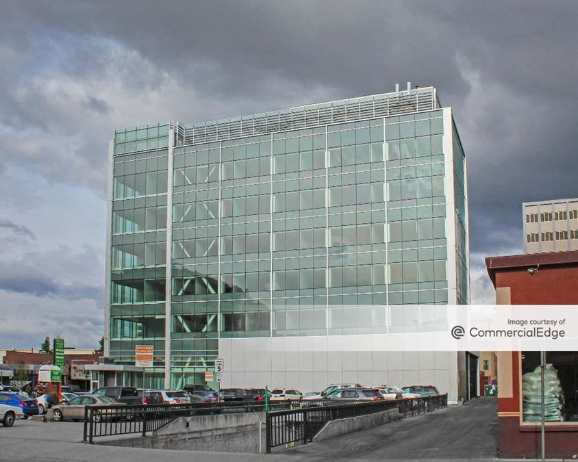 Anchorage Legislative Information Office Building