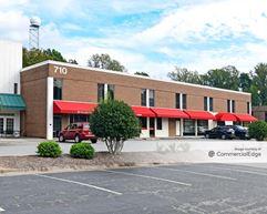 Coliseum Park Plaza - 710 Coliseum Drive - Winston-Salem