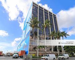 Airport Center - Honolulu